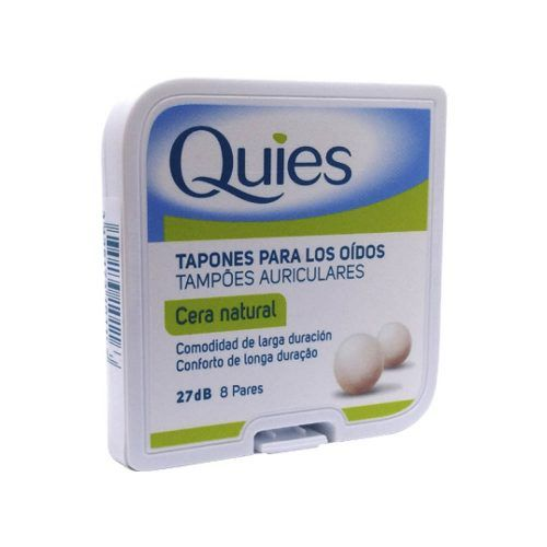 Tapones oídos Quies