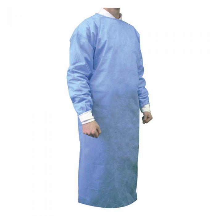 Bata quirúrgica estéril