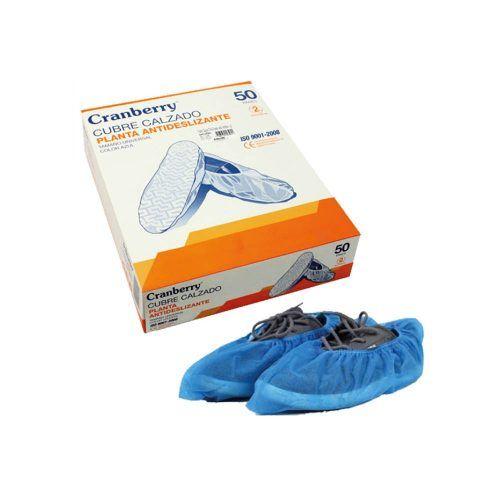 Cubre calzado azul