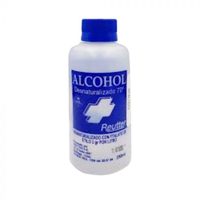 ALCOHOL-DESNATURALIZADO-70-250-ML