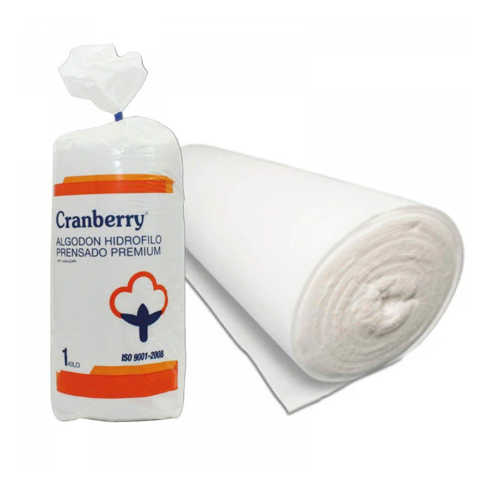 Limpieza eficaz con Algodón y Tórulas Cranberry
