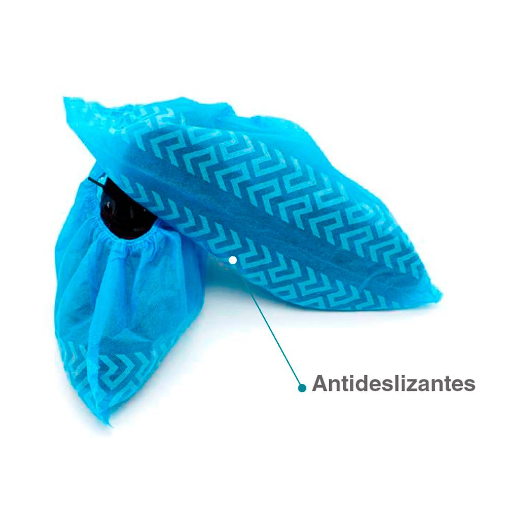 higiene-garantizada-cubre-calzado-desechable-tela-azul